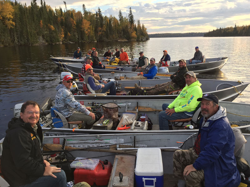 Fall Fishing Trips