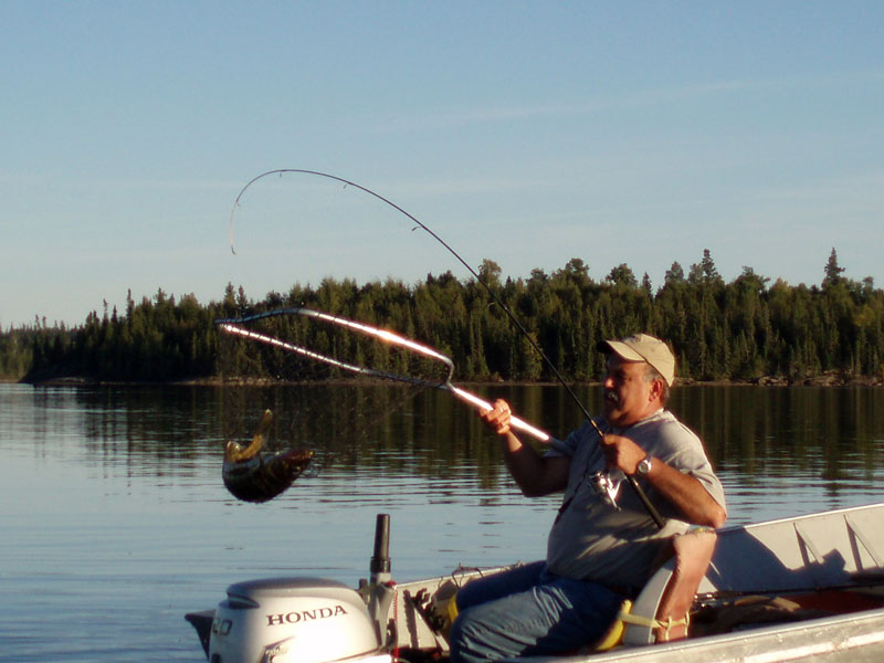 Canadian fly in fishing trips exceptional ontario fishing for Fly in fishing ontario