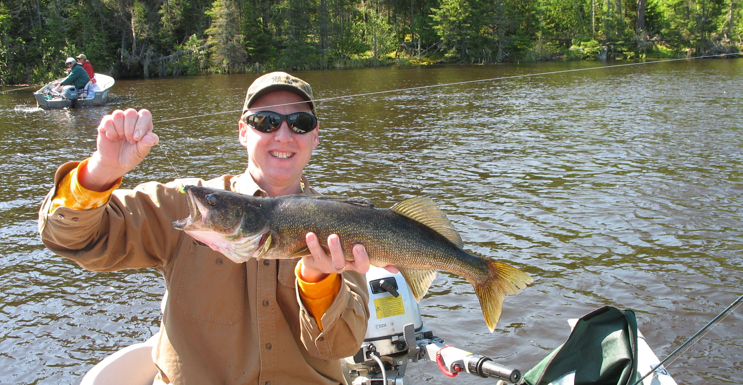 fly-in Group Fishing Trips