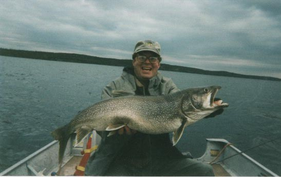 Lake Trout Fishing Trips